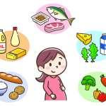 元気な赤ちゃんを生むために!妊娠中の食事の6つのポイント