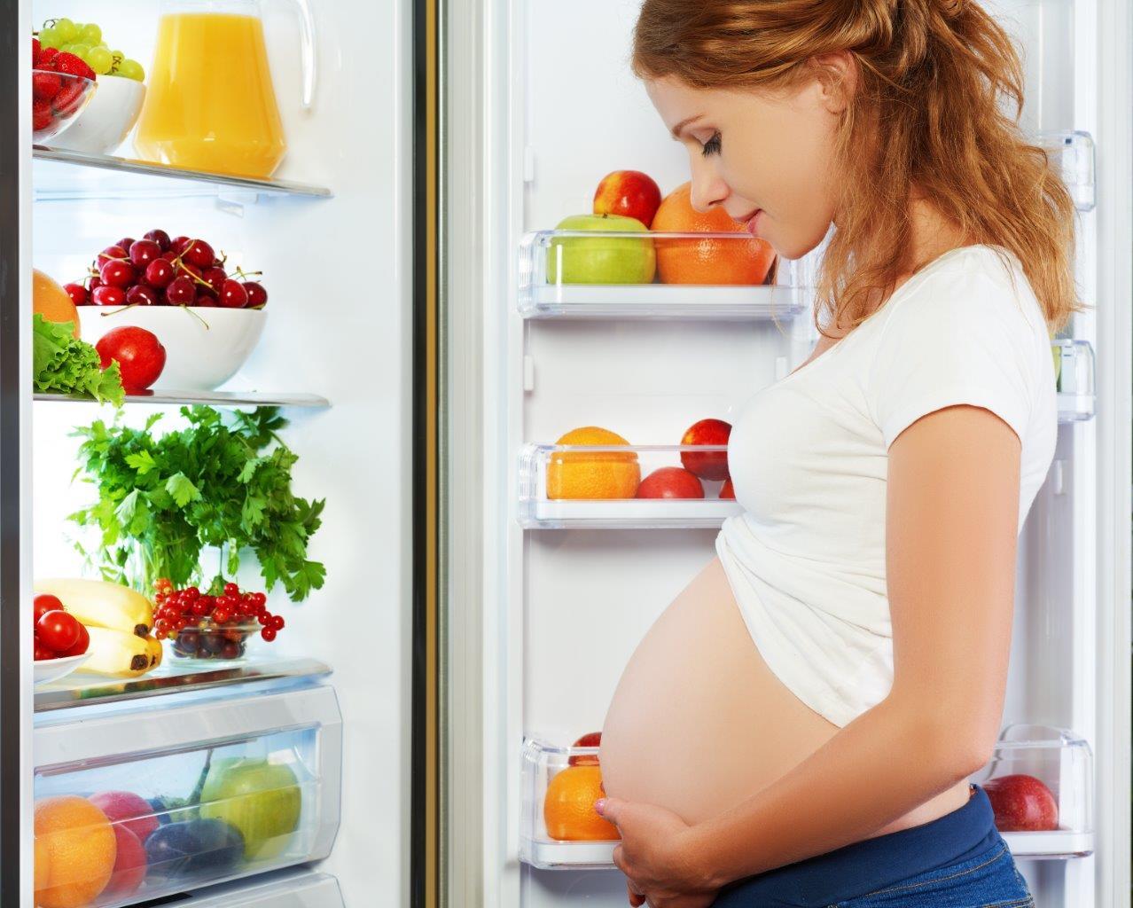妊娠中の食べ物に関する記事